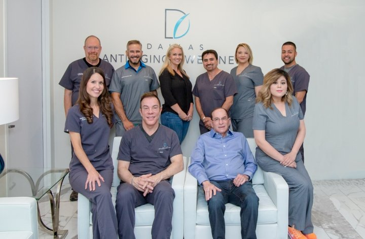 Dallas Anti Aging Staff